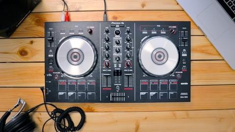 Netcurso-how-to-dj-with-the-pioneer-ddj-sb2