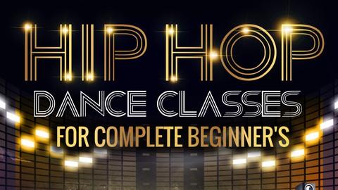 Hip Hop Dance Classes For Complete Beginner's