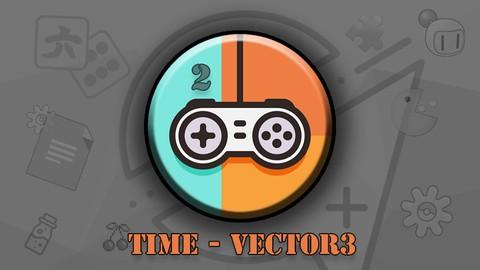 Programación Unity [2] - Clases Time y Vector3