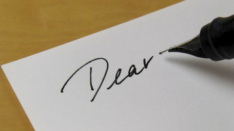 IELTS Writing Task 1 (General) - Master Letter Writing