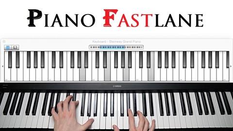 Piano Fastlane -  From ZERO to HERO with Piano & Keyboard - Resonance School of Music