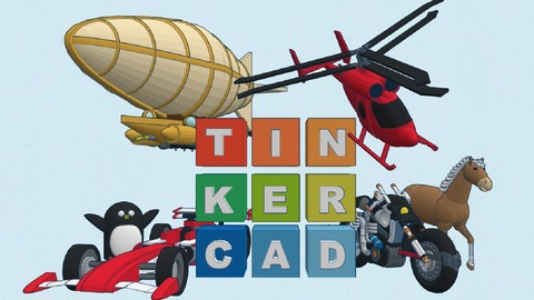 TinkerCad for Beginners