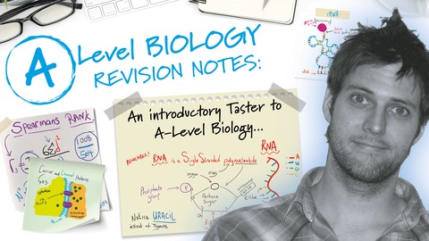 Free Biology Tutorial - A-Level Biology - An introduction to key concepts.