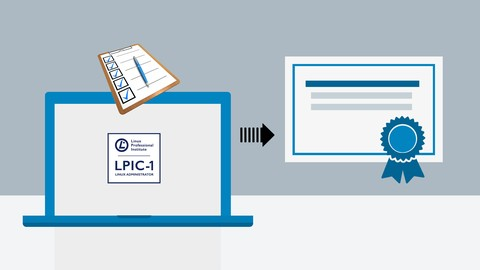 LPIC-1 Linux Certification Practice Tests   UPDATED VERSION