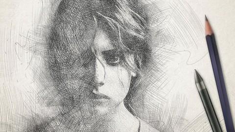 Cómo dibujar Retratos - Dibujo artístico y pintura