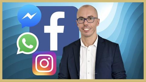 Facebook Ads, Instagram Ads & Messenger Ads MEGA Course 2021 Coupon