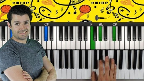 The Ultimate Piano Chords Course - for Piano & Keyboard - Resonance School of Music