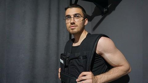 Evde Vücut Ağırlığı Egzersizleri 4x TR Şampiyonundan Öğren Coupon