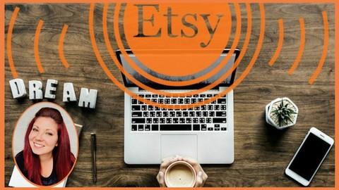 Etsy Digital Products Blueprint: Etsy Marketing Strategies