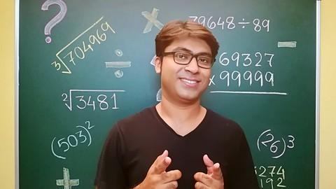 Mental Math Mastery-Super Speed Quick Math Tricks Vedic Math