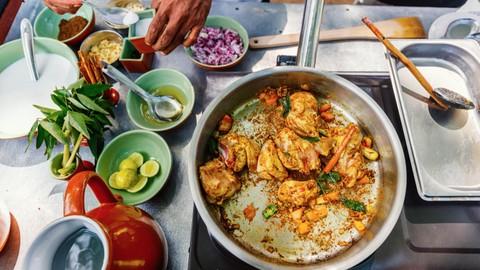 Indian Cooking | Panner Matar Masala with Paratha