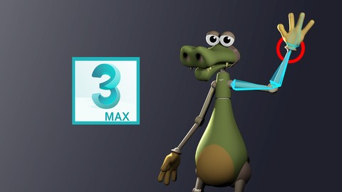 Character Rigging For Complete Beginners in 2021
