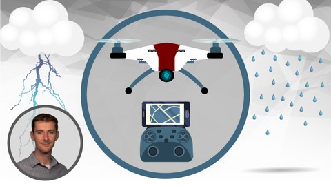Aviation Weather for Part 107 UAS Drone Remote Pilots
