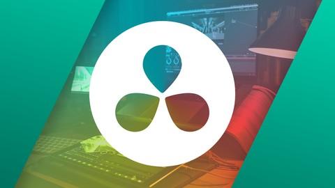 DaVinci Resolve 2021 - The Complete Video Editing Course