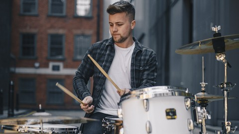 Learn How To Play Drums FAST & EASY With No Experience!