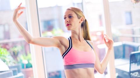 Lazy Dancer Ballet Burn - 30 Days Fitness Ballet Programme