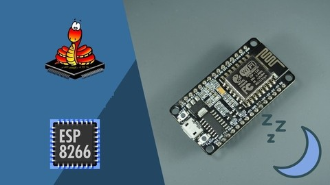 ESP8266 & Micro Python for Internet of Things