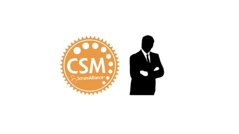 Certified Scrum Master (CSM) Exam-Pass in 1st attempt(Q-210)