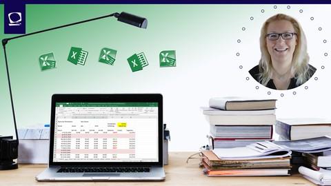 Free Excel Tutorial - Zeiterfassung in Microsoft Excel: Stundenzettel erstellen