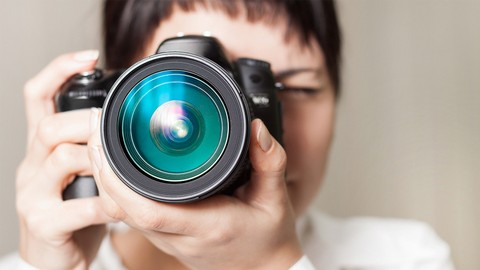DSLR Photography for Beginners: A Step-by-Step Video Course