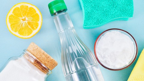 Aromatherapy-Make Your Own Chemical Free Cleaning Products