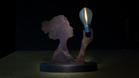 Design a Working Light Bulb - Fusion 360 for 3D Printing