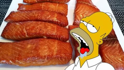 Smoked Salmon 101 (Master Class) Secret Recipe