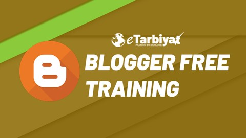 Free Blogger Tutorial - Blogger Course For Beginners in Urdu