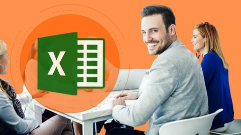 Der Komplette Excel Kurs - Vom Anfänger zum Profi in 40h ! Coupon