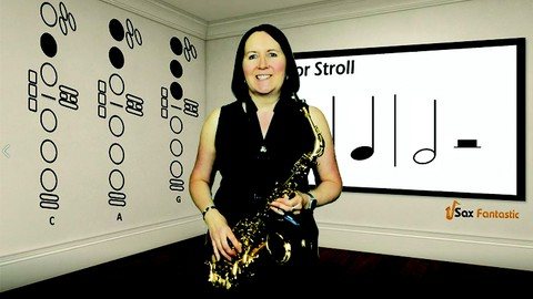 Learn To Play Saxophone In Under 2 Hours!