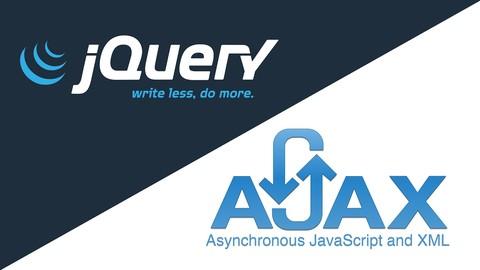 Aprende JQuery y AJAX: de cero a experto