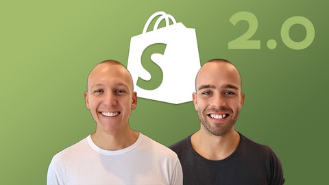 The Complete Shopify Dropshipping Masterclass 2.0