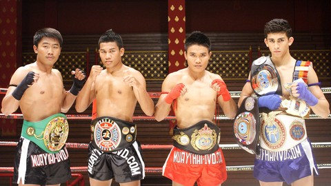 Muay Thai Defense and Counter Techniques