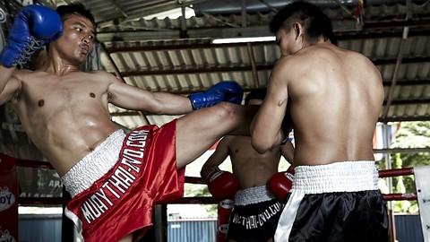 Muay Thai: Intensive Training