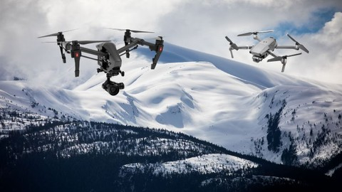 Drone Aerial Videography and Photography Master Class