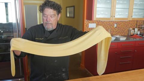 Handmade Pasta with Chef Giovanni Gaudio