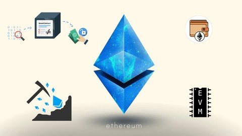 Netcurso-ethereum-cryptocurrency-course-for-beginners