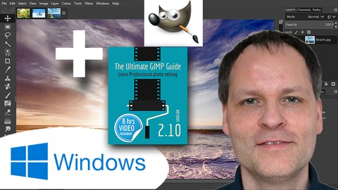 Netcurso-the-ultimate-gimp-guide-amazon-book-included