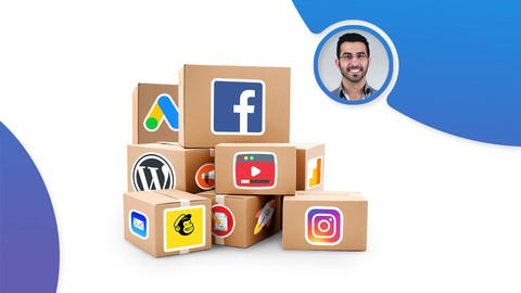 Mega Digital Marketing Course A-Z: 12 Courses in 1 + Updates