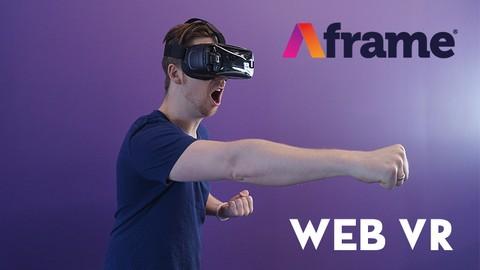 Free A-Frame Framework Tutorial - WebVR - Realidad Virtual con A-Frame para principiantes