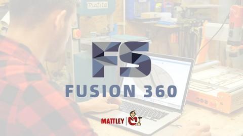 Free Fusion 360 Tutorial - Impara ad utilizzare le basi di Fusion 360