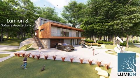 Lumion 8 Pro De Principiante A Experto - Arquitectura