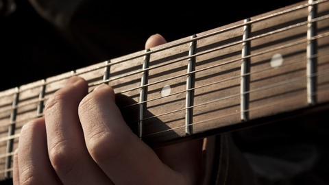 Guitar Playing Crash Course for Beginners
