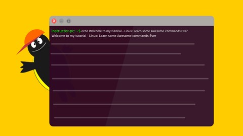 Netcurso-linux-learn-some-awesome-commands-ever