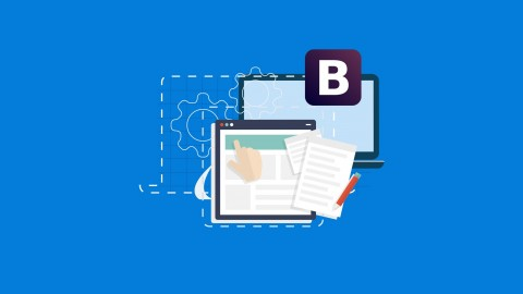 Netcurso-create-single-page-website-using-twitter-bootstrap