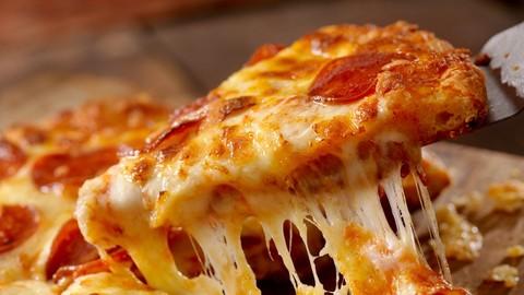 Italian pizza at home. Easy method + En + De Subtitles!