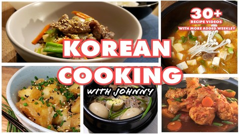 Cooking Korean Foods - A Growing Library of Recipes & Videos