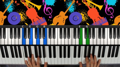 Jazz Piano - Ultimate Beginners Course for Piano & Keyboard - Resonance School of Music