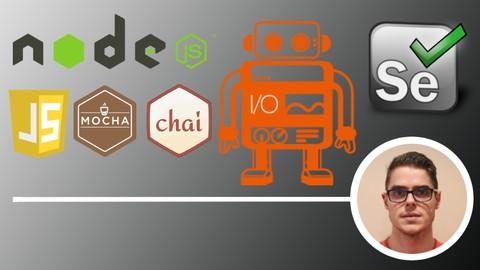 WebdriverIO - Selenium Webdriver using Node.js & More!