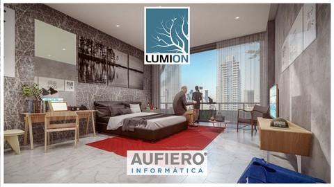 Curso integral de Lumion 9 para Renders interiores